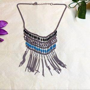 Jewelry - Bohemian Chandelier Statement Necklace